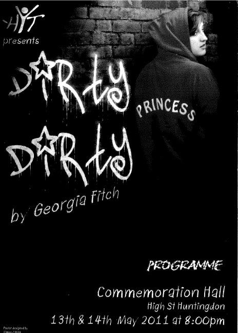 Program from Dirty Dirty Princess