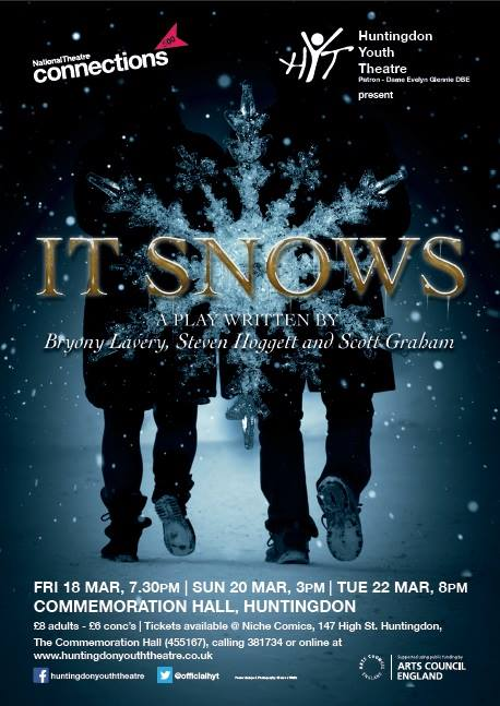 It Snows poster